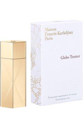 Женский атомайзер для путешествий globe trotter gold edition MAISON FRANCIS KURKDJIAN бесцветного цвета, арт. 502030401 | Фото 1