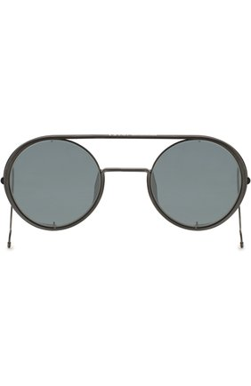 Солнцезащитные очки Dita серые   Фото №1