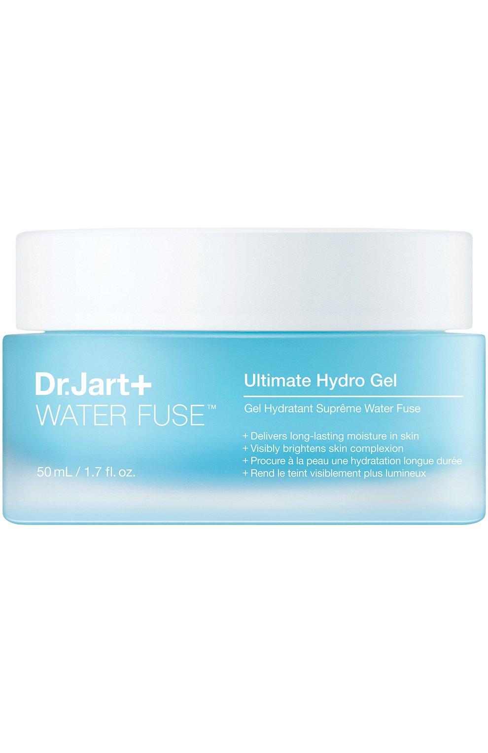 Женское интенсивно увлажняющий крем-гель water fuse DR.JART+ бесцветного цвета, арт. 8809239669611 | Фото 1