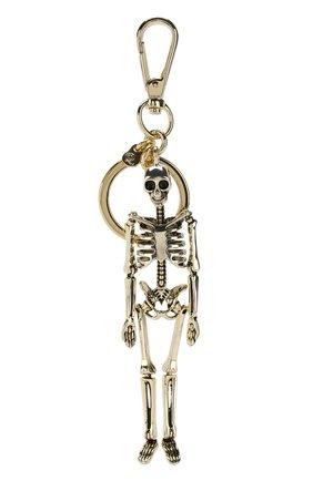 Брелок для ключей с подвеской в виде черепа | Фото №1
