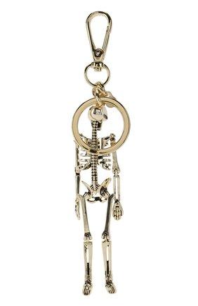 Брелок для ключей с подвеской в виде черепа | Фото №2
