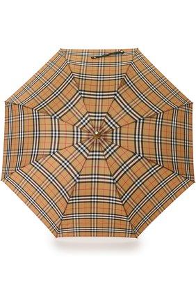 Зонт-трость в клетку | Фото №1