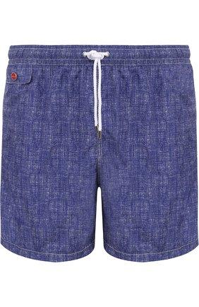 Плавки-шорты с поясом на кулиске   Фото №1