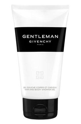 Гель для душа для тела и волос Gentleman | Фото №1