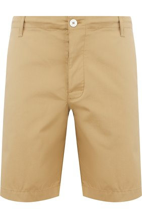 Хлопковые шорты с карманами | Фото №1