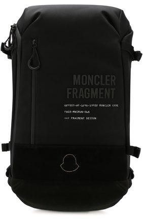 Текстильный рюкзак Moncler Fragment Hiroshi Fujiwara | Фото №1