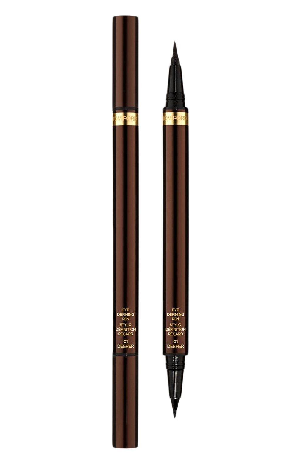 Подводка для глаз Eye Defining Pen, оттенок Black   Фото №1