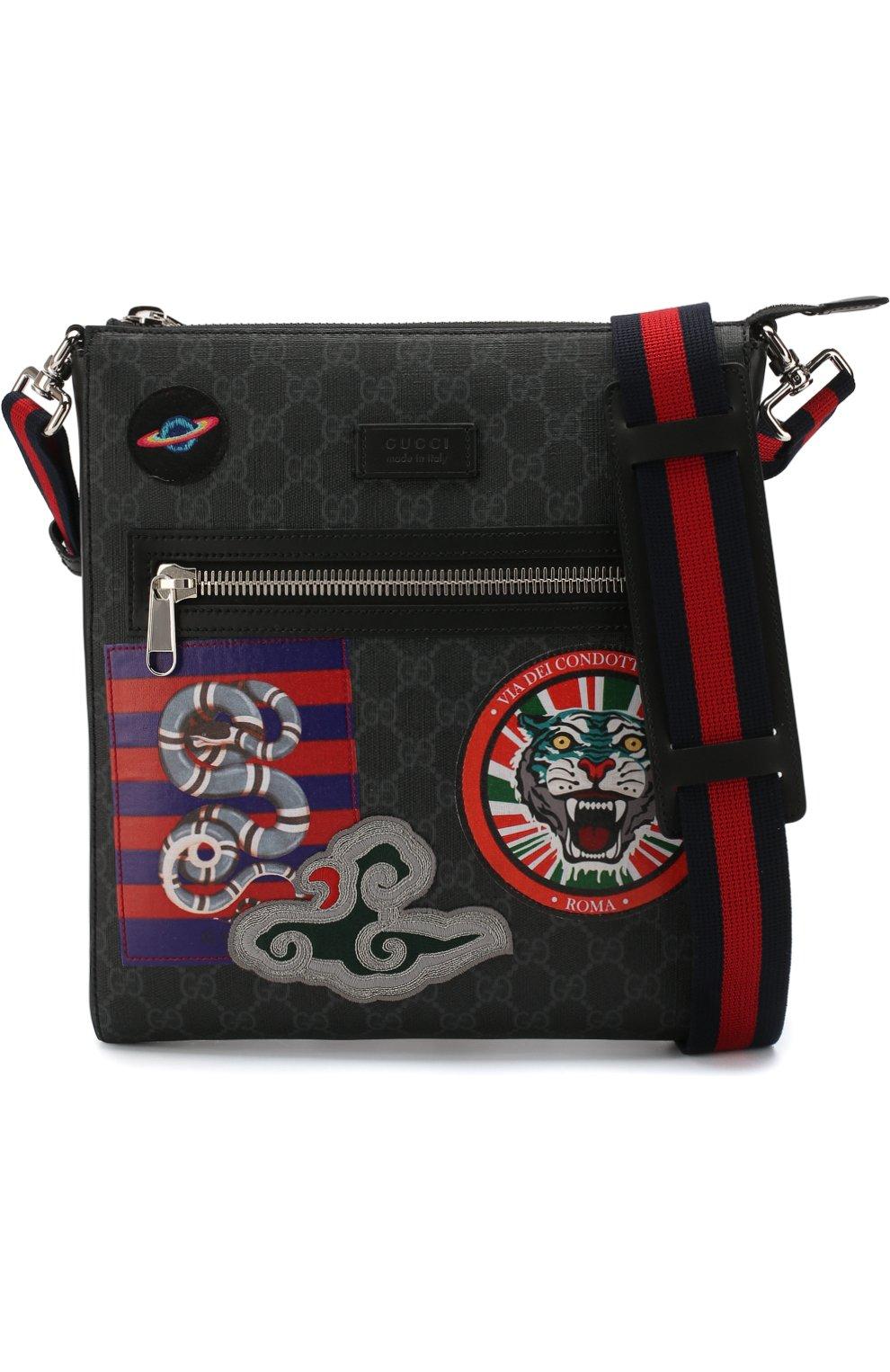 2a96d3a7c03f Мужские сумки Rick Owens купить в интернет-магазине ЦУМ - товар распродан
