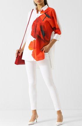 Женские джинсы ESCADA SPORT белого цвета, арт. 5019659 | Фото 2