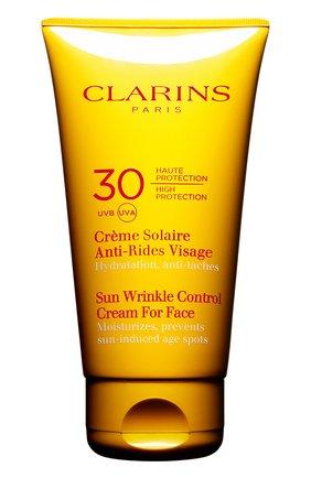 Солнцезащитный крем для лица Crème Solaire Anti-Rides Visage SPF 30 | Фото №1