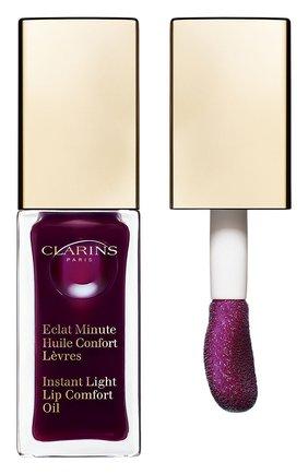 Масло-блеск для губ Eclat Minute, оттенок 08 Clarins   Фото №1