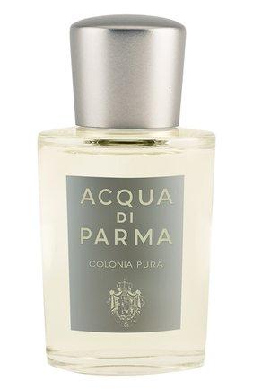 Мужской одеколон colonia pura ACQUA DI PARMA бесцветного цвета, арт. 27005 | Фото 1
