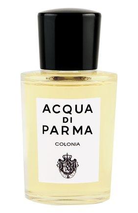 Мужской одеколон colonia ACQUA DI PARMA бесцветного цвета, арт. 25036 | Фото 1
