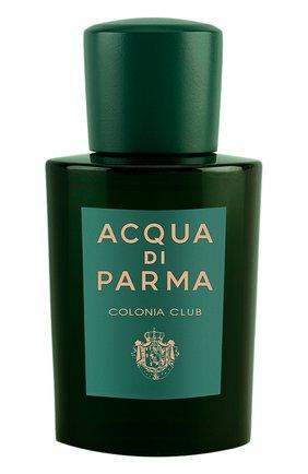 Мужской одеколон colonia club ACQUA DI PARMA бесцветного цвета, арт. 26007 | Фото 1