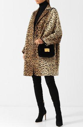 Женская сумка small natalia TOM FORD черного цвета, арт. L0983S-V06   Фото 2