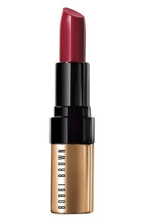 Помада для губ luxe lip color, оттенок rose blossom BOBBI BROWN бесцветного цвета, арт. EE1Y-44 | Фото 1
