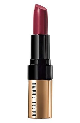 Помада для губ luxe lip color, оттенок plum rose BOBBI BROWN бесцветного цвета, арт. EE1Y-50 | Фото 1