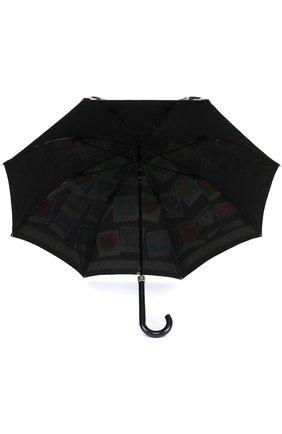 Зонт-трость с принтом   Фото №2