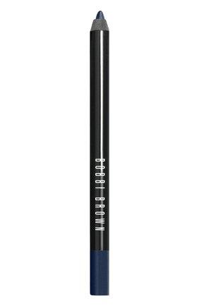 Стойкий карандаш для глаз Long-Wear Eye Pencil, оттенок Black Navy   Фото №1