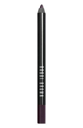 Стойкий карандаш для глаз Long-Wear Eye Pencil, оттенок Black Plum | Фото №1