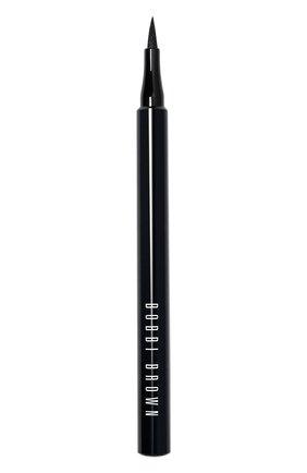Подводка для век Ink Liner, оттенок Blackest Black | Фото №1