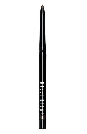 Женские гелевая подводка для век, оттенок в карандаше, оттенок chocolate truffle BOBBI BROWN бесцветного цвета, арт. EATK-02 | Фото 1