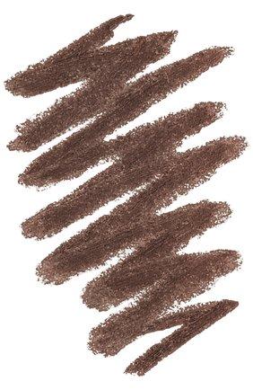 Стойкий карандаш для бровей, оттенок Rich Brown | Фото №2
