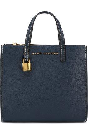 Сумка-тоут The Grind Marc Jacobs серая | Фото №1