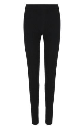 Кашемировые брюки-скинни Tom Ford черные   Фото №1