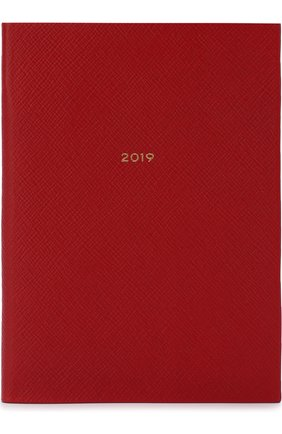 Ежедневник в кожаной обложке Smythson #color# | Фото №1