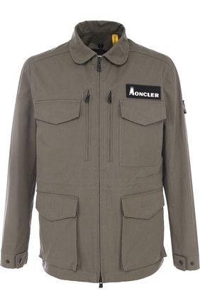 Куртка Moncler Fragment Hiroshi Fujiwara | Фото №1