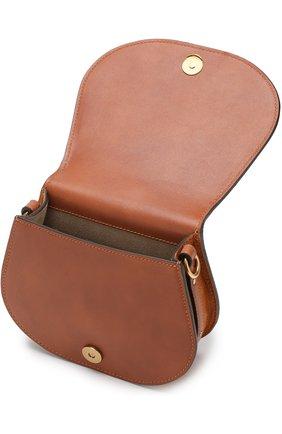 Женская сумка nile small CHLOÉ светло-коричневого цвета, арт. CHC17US301HEU | Фото 4