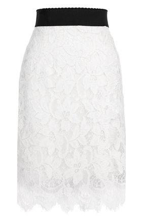 d1bf83cb897 Женские юбки Dolce   Gabbana по цене от 35 250 руб. купить в ...