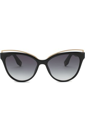 Женские солнцезащитные очки MARC JACOBS (THE) черного цвета, арт. MARC 301 807 | Фото 2