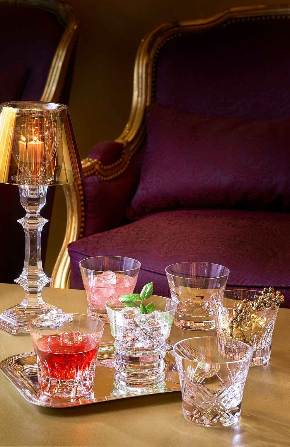 Мужского набор из 6-ти стаканов everyday baccarat BACCARAT прозрачного цвета, арт. 2 809 854 | Фото 2