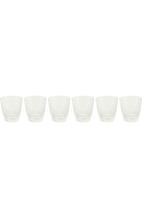 Мужской набор из штофа и 6-ти стаканов для виски illusion TSAR прозрачного цвета, арт. 541836   Фото 2