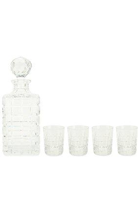 Набор  из штофа и 4-х стаканов для виски Vladimir Tsar #color# | Фото №1