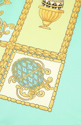 Женский платок королевский сад TSAR разноцветного цвета, арт. 71300 | Фото 2