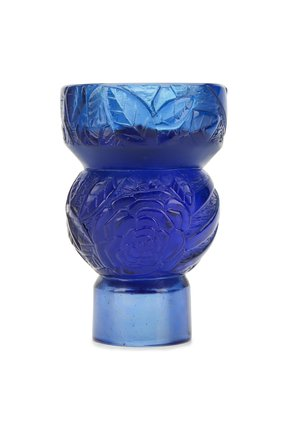 Мужской подсвечник empreinte DAUM синего цвета, арт. 05589 | Фото 2
