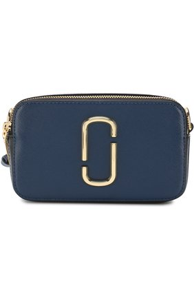 Женская сумка snapshot small MARC JACOBS (THE) темно-синего цвета, арт. M0014146 | Фото 1