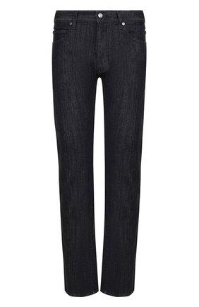 Мужские джинсы прямого кроя GIORGIO ARMANI синего цвета, арт. 6ZSJ02/SD30Z | Фото 1