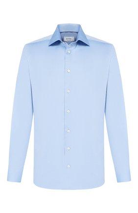 Мужская хлопковая сорочка ETON синего цвета, арт. 3000 79311 | Фото 1