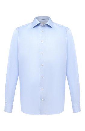 Мужская хлопковая сорочка ETON голубого цвета, арт. 3000 79312 | Фото 1