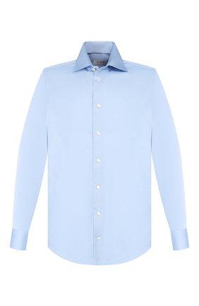 Мужская хлопковая сорочка ETON синего цвета, арт. 3000 79511   Фото 1