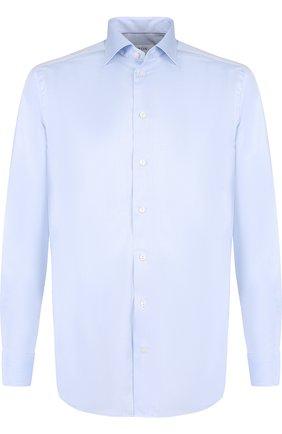 Мужская хлопковая сорочка ETON светло-голубого цвета, арт. 3000 79511   Фото 1
