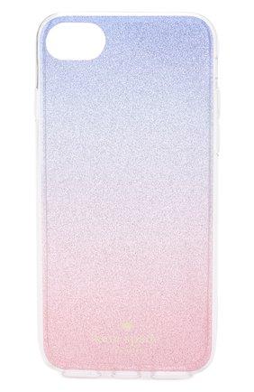 Чехол для iPhone 7/8 с глиттером | Фото №1