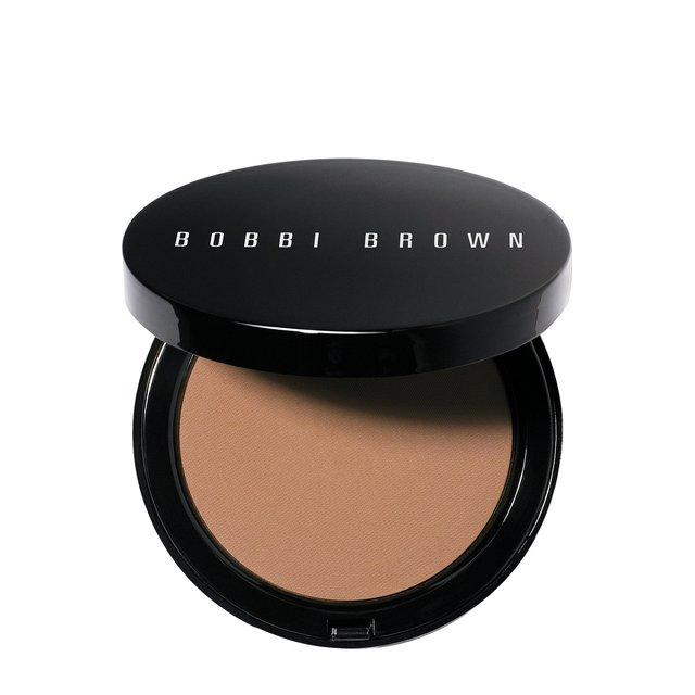 Компактная пудра с эффектом загара Bronzing Powder Natural Bobbi Brown