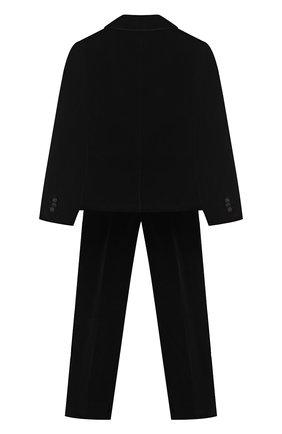 Хлопковый костюм из пиджака и брюк | Фото №2