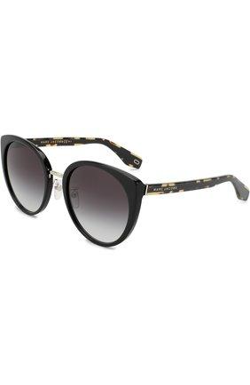 Солнцезащитные очки Marc Jacobs черные | Фото №1