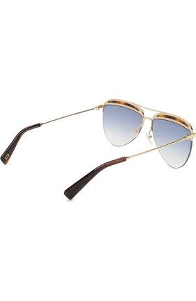 Женские солнцезащитные очки MARC JACOBS (THE) золотого цвета, арт. MARC 268 086 | Фото 4